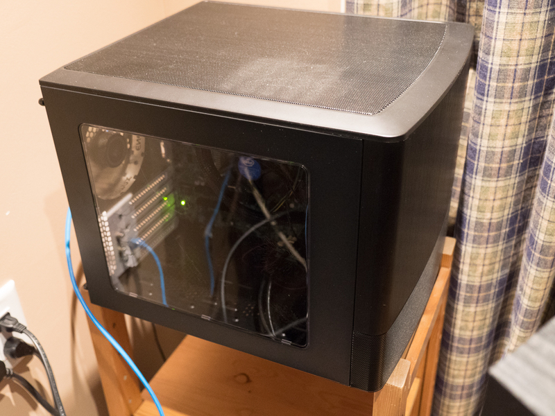 FreeNAS Home Server Build | John Ramsden